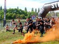 Man Expert Team Run