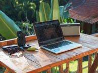Bali workplace