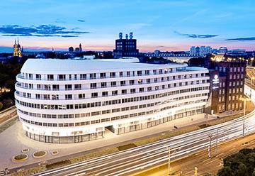 Wroclaw Modern Building