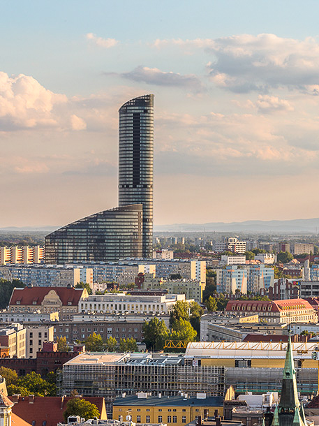 Wroclaw Sky Tower