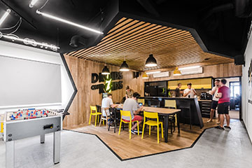See our office where we make apps for you