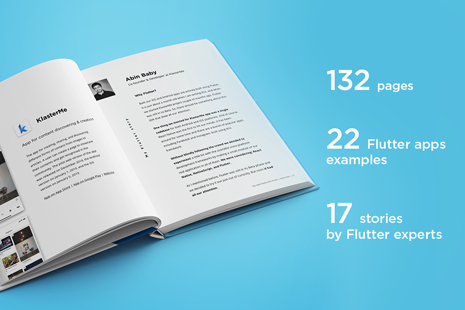 Get Free Flutter Ebook