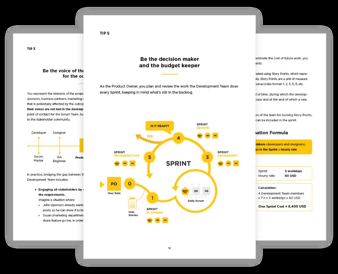 PO Guide eBook Content Example