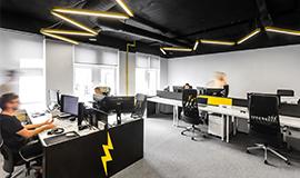 Droids On Roids - Team Work Room