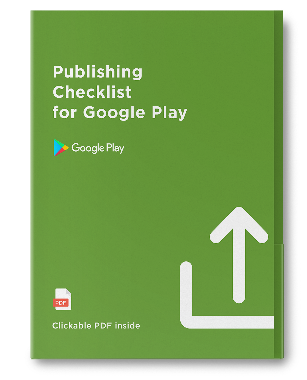 App Publishing Checklist for Google Play Cover