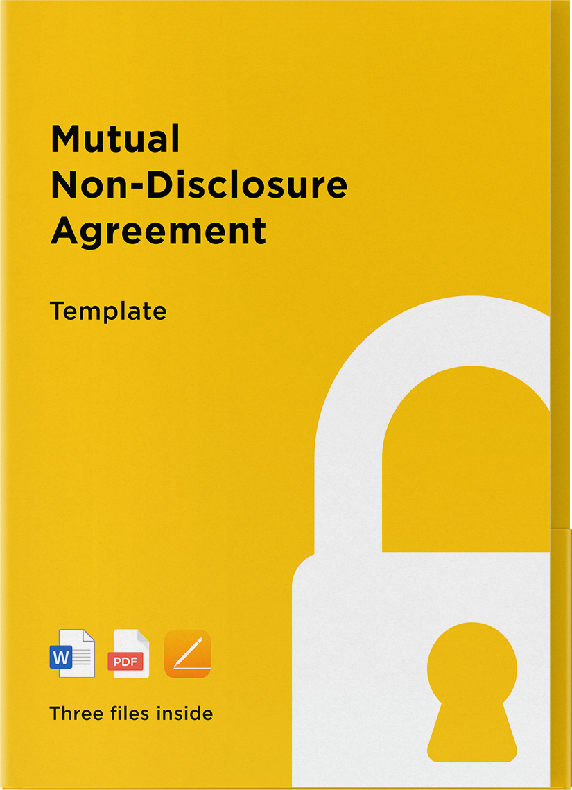 Non-Disclosure Agreement Free Template
