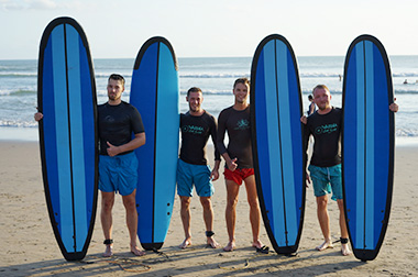 Droids On Roids on Bali Surfing Trip
