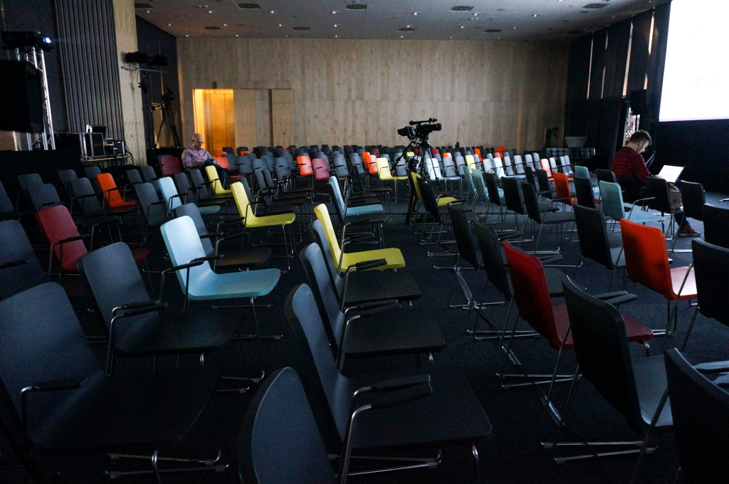 Copernicus Science Center – Conference Room right before 09:00 AM – UX Poland 2016