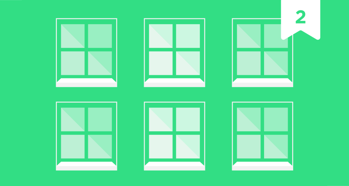 Multi-Window Simple Examples: Part 2 - Drag and Drop