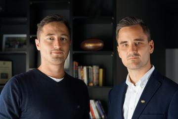 Tomasz Muter i Wojciech Szwajkiewicz Droids On Roids