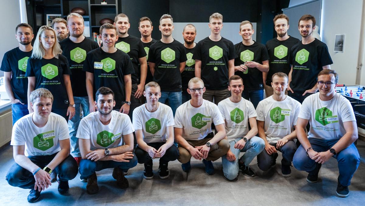 Droids On Roids Bootcamp Droids On Roids