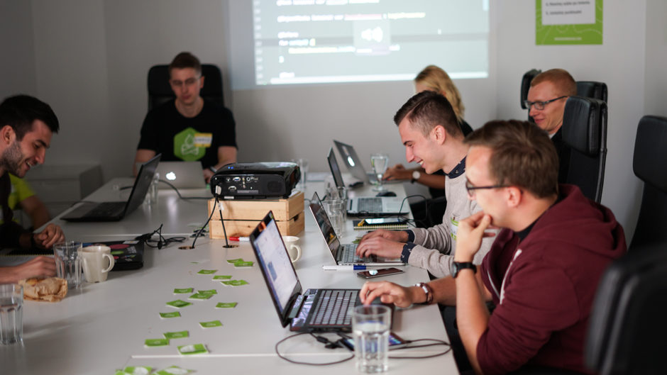 Android Bootcamp for developers Droids On Roids
