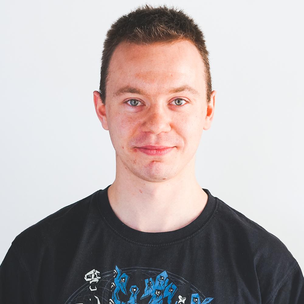 Front-End Developer of Droids On Roids Mobile Development Company