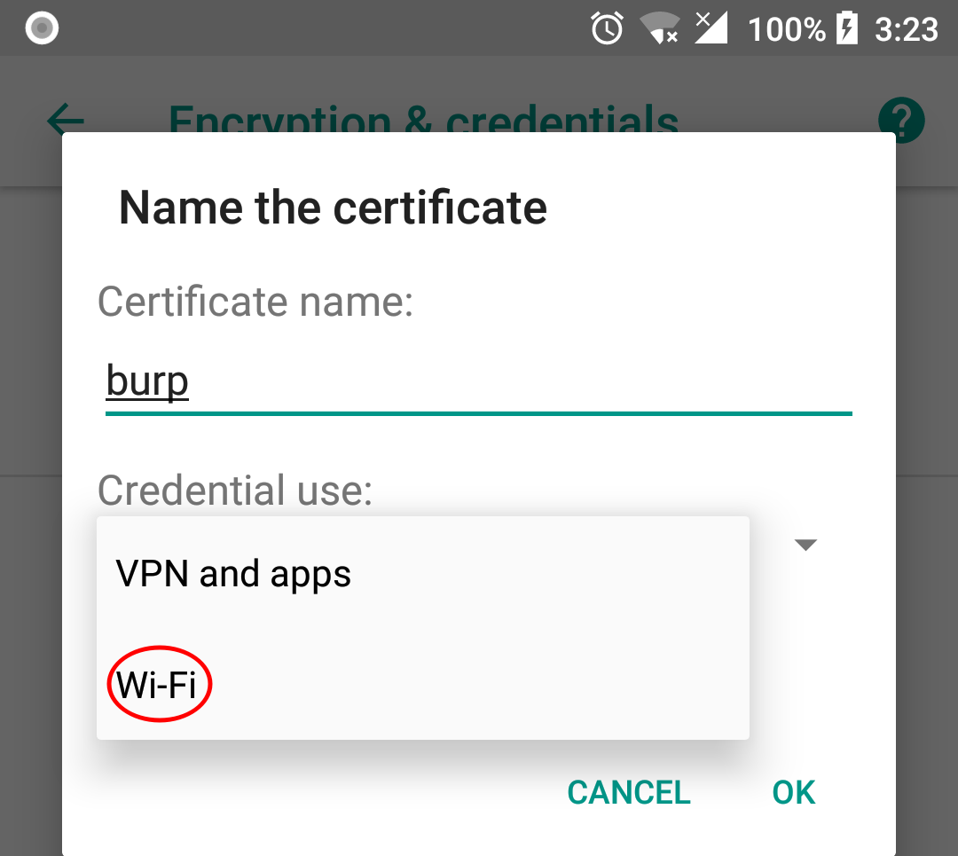 How to Debug HTTP(S) Traffic for Android Apps with Burp