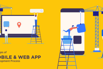 Mobile and Web App Development Stages