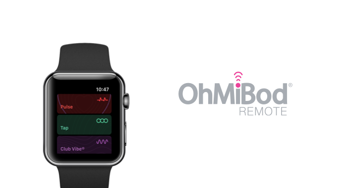Remote intimacy app for Apple Watch