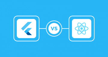 Flutter vs React Native 2021