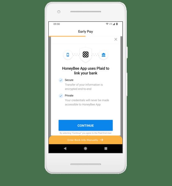 HoneyBee – Pay Advance App | Fintech App Case Study