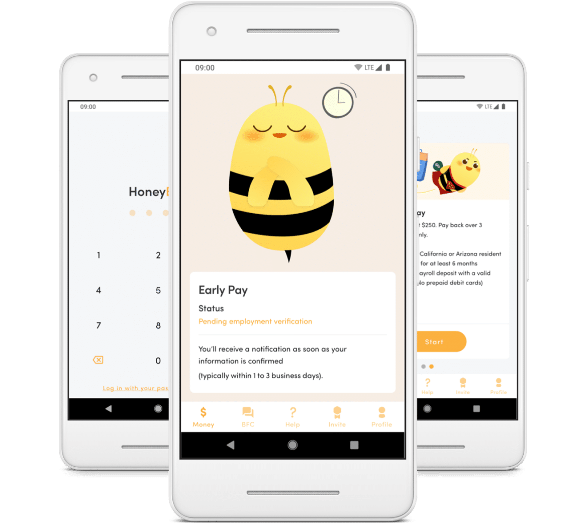 Honeybee - Pay advance app | Fintech