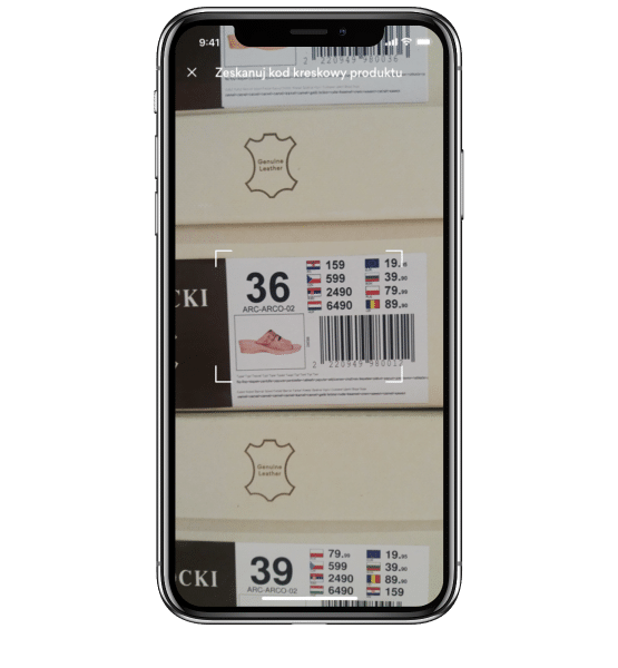 CCC Shoes & Bags – Award-winning Mobile Commerce App Case Study