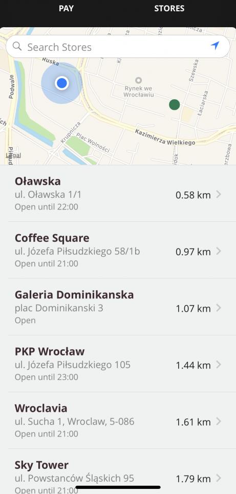 starbucks mobile commerce app