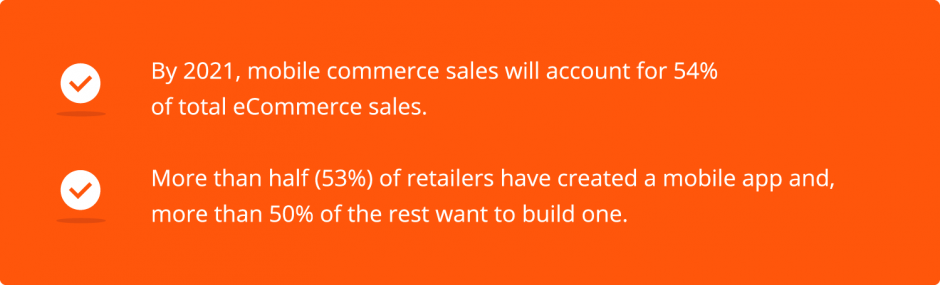 What is mCommerce – a few important statistics