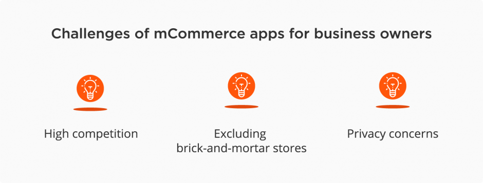 challenges of mobile commerce