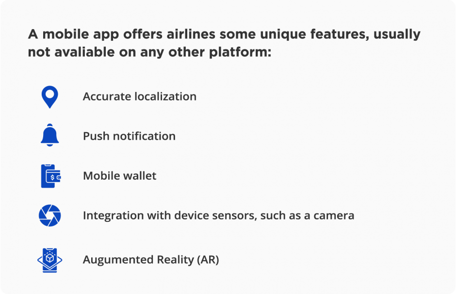 5 reasons why airlines need a mobile app
