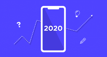 mobile app design trends 2020