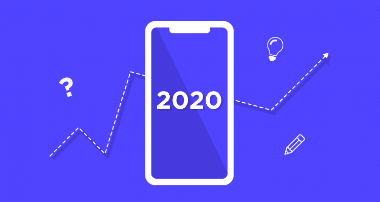 mobile app design trends 2020