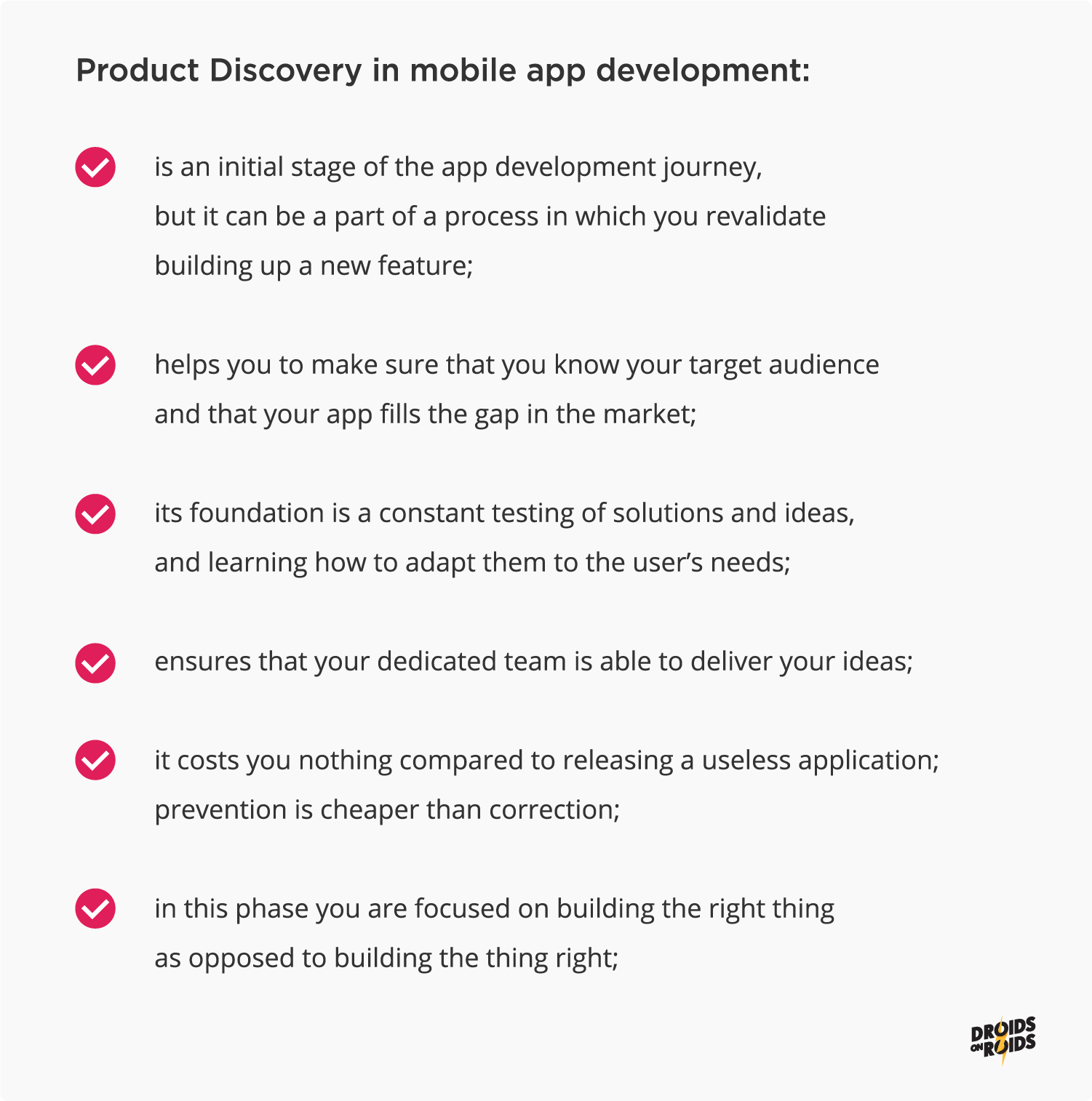 Product Discovery - introduction and definition