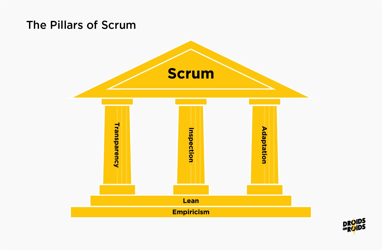Key Three Pillars of Scrum in Software Development